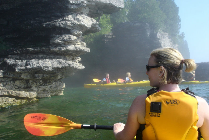 door-county-kayaking