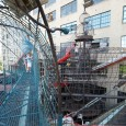 City Museum in St. Louis City Museum will leave you breathless. I just stood for a long time taking in the details — the wall made of old lab mice...