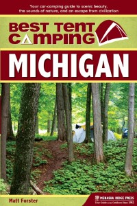 Book Review: Best Tent Camping Michigan - The Mad Traveler