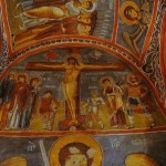 The Dark Church is one of the Göreme Cave Churches, a UNESCO World Heritage Site in Turkey