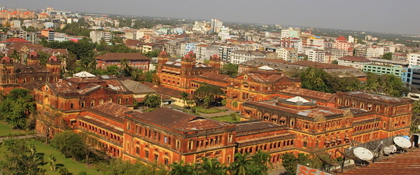 Yangon's City Hall was designed by a Burmese architect who combined several motives of Burmese architecture.   The Strand Hotel has its colonial shine back on.  The post […]