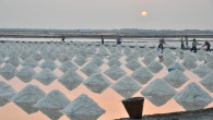 I've had a fascination with salt pans or salt evaporation ponds ever since the time we were returning to Bangkok, just before sunset, and to the west I watched the fire […]